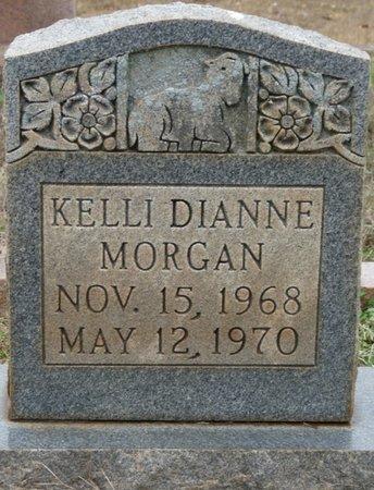 MORGAN, KELLIE DIANNE - Colbert County, Alabama | KELLIE DIANNE MORGAN - Alabama Gravestone Photos