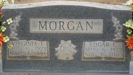 TANNER MORGAN, VIRGINIA - Colbert County, Alabama | VIRGINIA TANNER MORGAN - Alabama Gravestone Photos