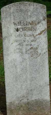 MORRIS (VETERAN), WILLIAM - Colbert County, Alabama | WILLIAM MORRIS (VETERAN) - Alabama Gravestone Photos