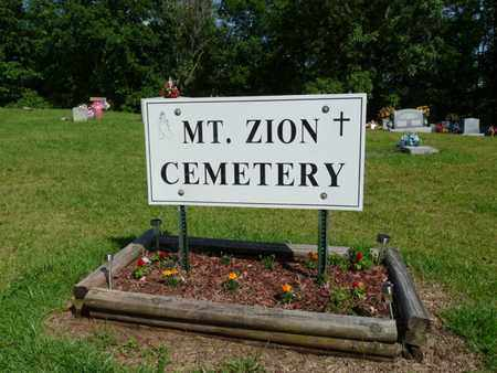 *MT. ZION, CEMETERY - Colbert County, Alabama | CEMETERY *MT. ZION - Alabama Gravestone Photos