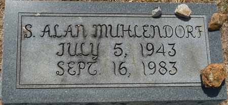MUHLENDORF, S. ALAN - Colbert County, Alabama | S. ALAN MUHLENDORF - Alabama Gravestone Photos