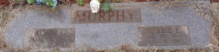 RICH MURPHY, ROBBIE E - Colbert County, Alabama | ROBBIE E RICH MURPHY - Alabama Gravestone Photos
