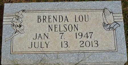 NELSON, BRENDA LOU - Colbert County, Alabama   BRENDA LOU NELSON - Alabama Gravestone Photos