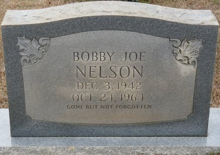 NELSON, BOBBY JOE - Colbert County, Alabama | BOBBY JOE NELSON - Alabama Gravestone Photos