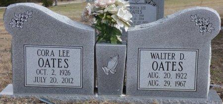 OATES, CORA LEE - Colbert County, Alabama | CORA LEE OATES - Alabama Gravestone Photos