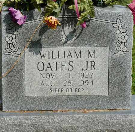 OATES JR., WILLIAM MCKINLEY - Colbert County, Alabama   WILLIAM MCKINLEY OATES JR. - Alabama Gravestone Photos