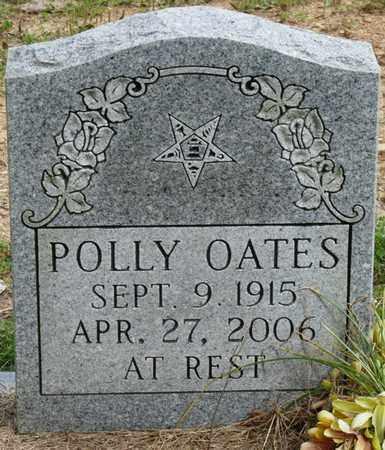 OATES, POLLY - Colbert County, Alabama | POLLY OATES - Alabama Gravestone Photos