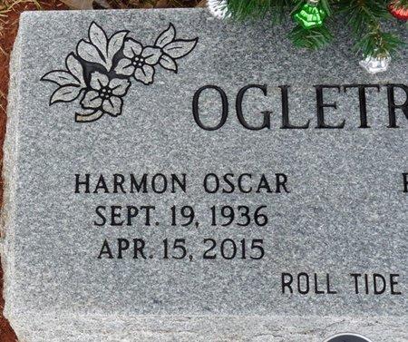 OGLETREE, HARMON OSCAR - Colbert County, Alabama   HARMON OSCAR OGLETREE - Alabama Gravestone Photos