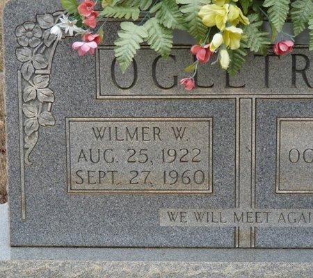 OGLETREE, WILMER W - Colbert County, Alabama | WILMER W OGLETREE - Alabama Gravestone Photos