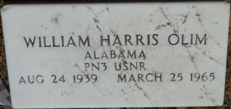 OLIM (VETERAN), WILLIAM HARRIS - Colbert County, Alabama | WILLIAM HARRIS OLIM (VETERAN) - Alabama Gravestone Photos
