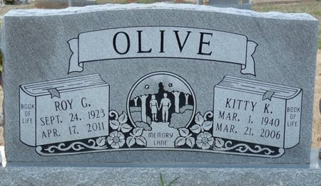 OLIVE, ROY GRAY - Colbert County, Alabama | ROY GRAY OLIVE - Alabama Gravestone Photos