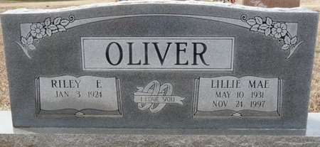 CURRY OLIVER, LILLIE MAE - Colbert County, Alabama | LILLIE MAE CURRY OLIVER - Alabama Gravestone Photos