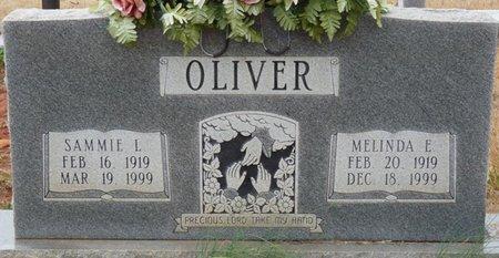 POUNDERS OLIVER, MELINDA EMMA - Colbert County, Alabama | MELINDA EMMA POUNDERS OLIVER - Alabama Gravestone Photos