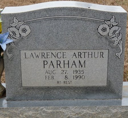 PARHAM, LAWRENCE ARTHUR - Colbert County, Alabama | LAWRENCE ARTHUR PARHAM - Alabama Gravestone Photos