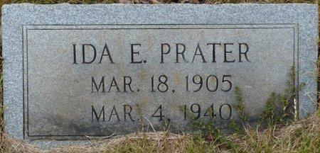 PRATER, IDA ELIZABETH - Colbert County, Alabama | IDA ELIZABETH PRATER - Alabama Gravestone Photos