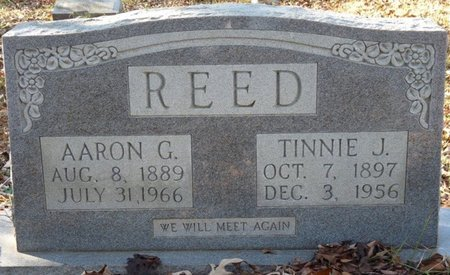 REED, TINNIE J - Colbert County, Alabama | TINNIE J REED - Alabama Gravestone Photos