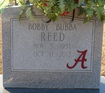 "REED, BOBBY ""BUBBA"" - Colbert County, Alabama | BOBBY ""BUBBA"" REED - Alabama Gravestone Photos"