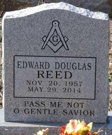 REED, EDWARD DOUGLAS - Colbert County, Alabama | EDWARD DOUGLAS REED - Alabama Gravestone Photos