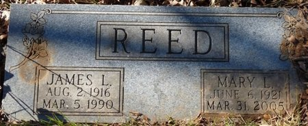 REED, JAMES L - Colbert County, Alabama | JAMES L REED - Alabama Gravestone Photos