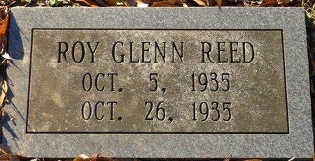 REED, ROY GLENN - Colbert County, Alabama | ROY GLENN REED - Alabama Gravestone Photos