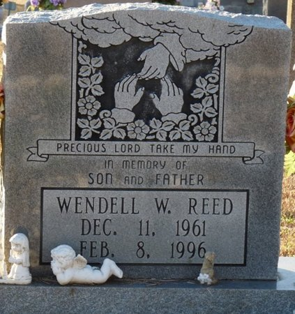 REED, WENDELL W - Colbert County, Alabama | WENDELL W REED - Alabama Gravestone Photos