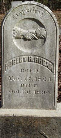 RHEAR, ROBERT H - Colbert County, Alabama | ROBERT H RHEAR - Alabama Gravestone Photos