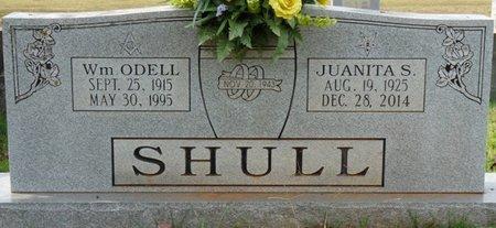 SHULL, JUANITA S - Colbert County, Alabama | JUANITA S SHULL - Alabama Gravestone Photos