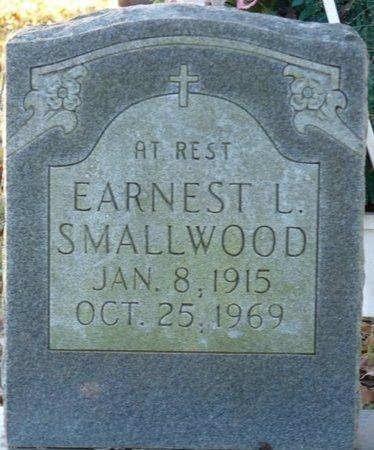 SMALLWOOD, EARNEST L - Colbert County, Alabama | EARNEST L SMALLWOOD - Alabama Gravestone Photos