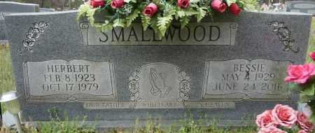 SMALLWOOD, BESSIE - Colbert County, Alabama | BESSIE SMALLWOOD - Alabama Gravestone Photos
