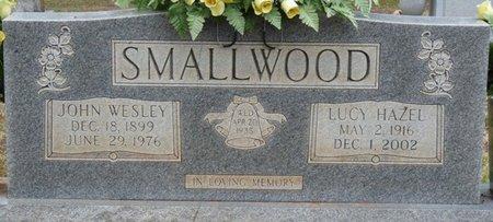SMALLWOOD, JOHN WESLEY - Colbert County, Alabama | JOHN WESLEY SMALLWOOD - Alabama Gravestone Photos