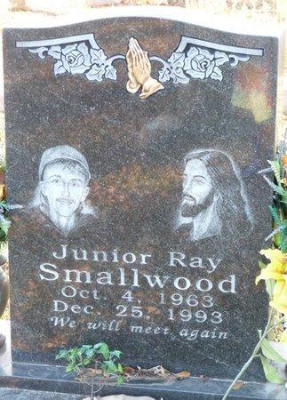 SMALLWOOD, JUNIOR RAY - Colbert County, Alabama   JUNIOR RAY SMALLWOOD - Alabama Gravestone Photos