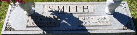 SMITH, E. BOYD - Colbert County, Alabama | E. BOYD SMITH - Alabama Gravestone Photos