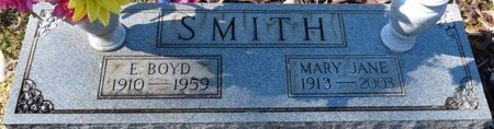 SMITH, MARY JANE - Colbert County, Alabama | MARY JANE SMITH - Alabama Gravestone Photos