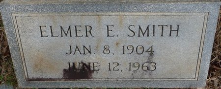 SMITH, ELMER E - Colbert County, Alabama   ELMER E SMITH - Alabama Gravestone Photos