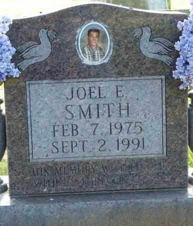 SMITH, JOEL E - Colbert County, Alabama | JOEL E SMITH - Alabama Gravestone Photos