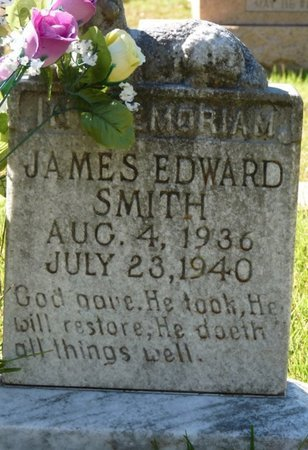 SMITH, JAMES EDWARD - Colbert County, Alabama | JAMES EDWARD SMITH - Alabama Gravestone Photos