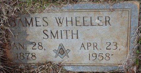 SMITH, JAMES WHEELER - Colbert County, Alabama | JAMES WHEELER SMITH - Alabama Gravestone Photos