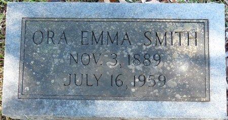 SMITH, ORA EMMA - Colbert County, Alabama | ORA EMMA SMITH - Alabama Gravestone Photos