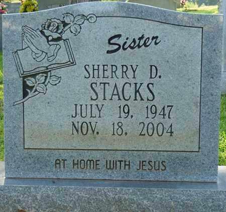 STACKS, SHERRY D - Colbert County, Alabama | SHERRY D STACKS - Alabama Gravestone Photos