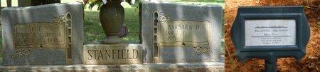 JOHNSON, BARBARA STANFIELD - Colbert County, Alabama | BARBARA STANFIELD JOHNSON - Alabama Gravestone Photos