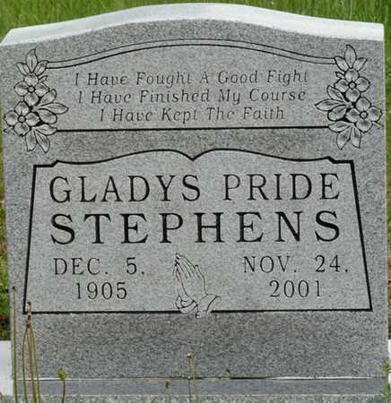 STEPHENS, GLADYS - Colbert County, Alabama | GLADYS STEPHENS - Alabama Gravestone Photos