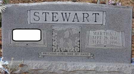 STEWART, MARTHA J - Colbert County, Alabama | MARTHA J STEWART - Alabama Gravestone Photos