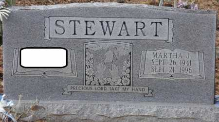 STEWART, MARTHA J - Colbert County, Alabama | MARTHA J STEWART - Alabama Gravestone Photos