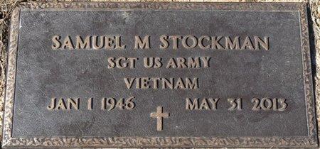 STOCKMAN (VETERAN VIETNAM), SAMUEL M - Colbert County, Alabama | SAMUEL M STOCKMAN (VETERAN VIETNAM) - Alabama Gravestone Photos