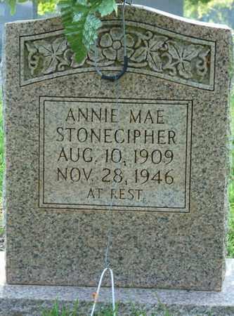 STONECIPHER, ANNIE MAE - Colbert County, Alabama | ANNIE MAE STONECIPHER - Alabama Gravestone Photos