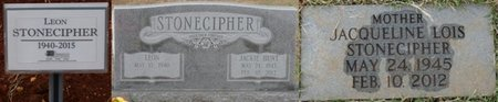 STONECIPHER, CHARLIE LEON - Colbert County, Alabama | CHARLIE LEON STONECIPHER - Alabama Gravestone Photos