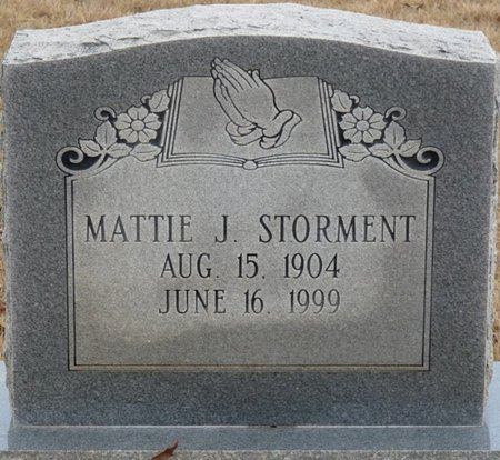 STORMENT, MATTIE J - Colbert County, Alabama | MATTIE J STORMENT - Alabama Gravestone Photos