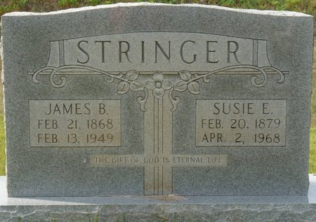STRINGER, JAMES B - Colbert County, Alabama | JAMES B STRINGER - Alabama Gravestone Photos