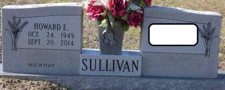 SULLIVAN SR., HOWARD E - Colbert County, Alabama | HOWARD E SULLIVAN SR. - Alabama Gravestone Photos