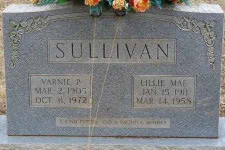 HILL SULLIVAN, LILLIE MAE - Colbert County, Alabama | LILLIE MAE HILL SULLIVAN - Alabama Gravestone Photos